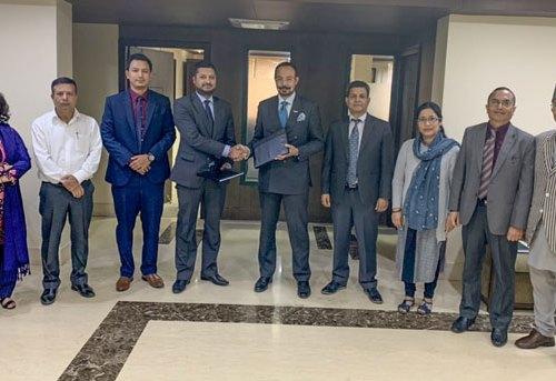 लक्ष्मी क्यापिटल मार्केटसँग निष्काशन व्यवस्थापन सम्झौता
