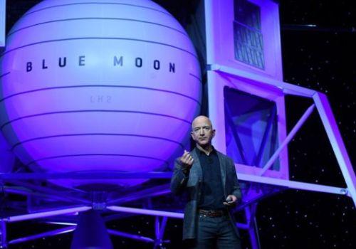 यस्तो छ चन्द्रमामा पुग्ने यानको कन्सेप्ट, २०२४ सम्म मानिस लैजाने लक्ष्य