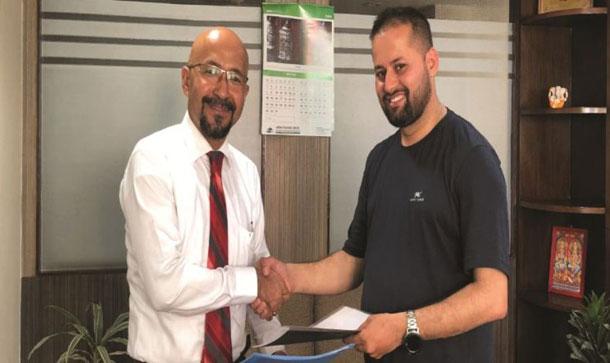 सांग्रिला डेभलपमेन्ट बैंक र स्पारो पेबीच सम्झौता, ग्राहकलाई खल्ती डिजिटल वालेट सेवा प्रदान गर्ने