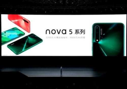 ह्वावेको नोभा ५ सिरिजमा तीनवटा स्मार्टफोन लन्च, ४८ मेगापिक्सेल क्यामरा, ८ जीबी र्याम र ४,००० एमएएच ब्याट्री