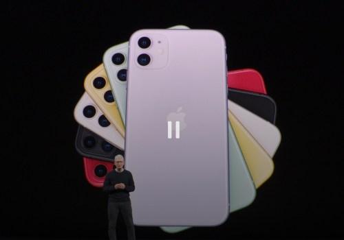 आइफोन ११ सिरिज सार्वजनिक गर्दै एप्पलका सिईओ टिम कुक