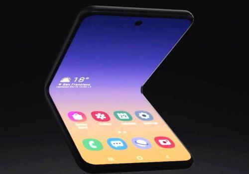 यस्तो डिजाइनमा आउँदैछ सामसंगको दोस्रो फोल्डेबल स्मार्टफोन