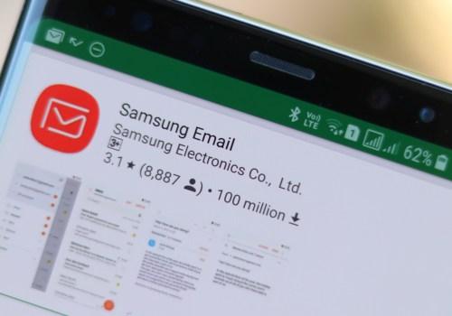 सामसंग इमेल एपको डाउनलोड गूगल प्ले स्टोरमा १ अर्ब नाध्यो, अर्ब इन्स्टल हुने सामसंगको दोस्रो एप