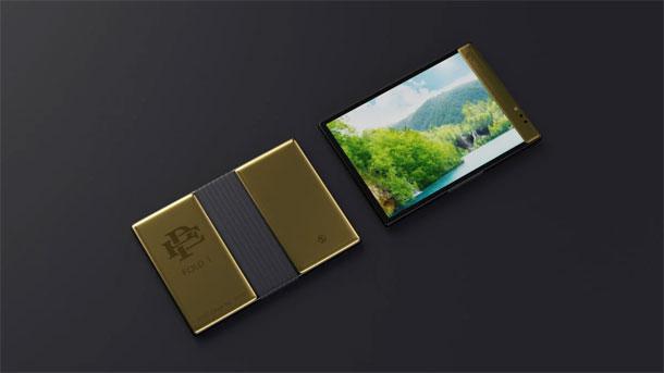 पाब्लो एस्कोबारका दाईको कम्पनीले ल्यायो फोल्डेबल स्मार्टफोन, मूल्य केबल ३४९ डलर मात्रै
