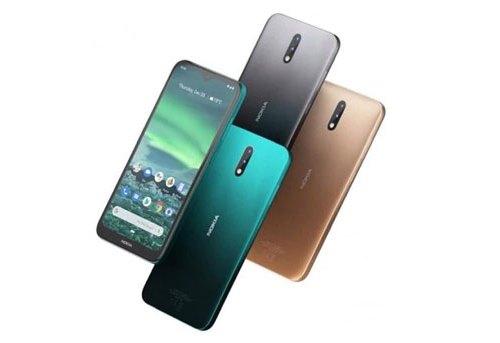 नेपाली बजारमा नोकिया २.३ स्मार्टफोन सार्वजनिक, ड्यूल क्यामरा भएको फोन १२ हजार रुपैयाँमा