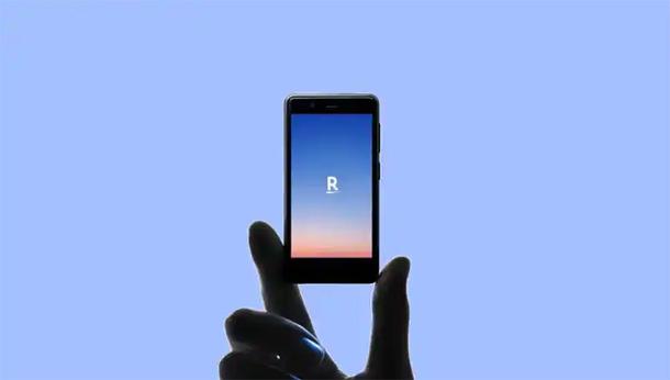 हातको मुठ्ठी भित्रै अटाउने राकुटेन मिनी स्मार्टफोन, ३.६ इन्चको एचडि डिस्प्ले