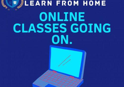 जोरपाटी स्थित न्यूटन इन्टरनेशनल कलेजमा अनलाइन कक्षा शुरु, घरबाटै पढ्छन् 'प्लस टू' का विद्यार्थी