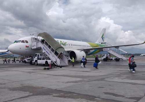 नेपालीहरुको उद्धारमा सलाम एयरको सहयोग, १६६ जना ओमानबाट स्वदेश फिर्ता