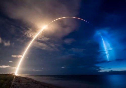 स्टारलिंक स्याटेलाइटका लागि थप ५९ स्याटेलाइट स्पेसएक्सले अन्तरिक्षमा पुर्यायो