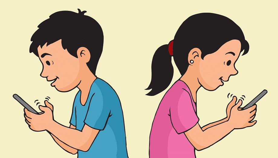 तपाइँको बच्चालाई कुनै गेम वा एपको लत छ, त्यसोभए यसरी नियन्त्रण गर्नुहोस् मोबाइल गतिविधि