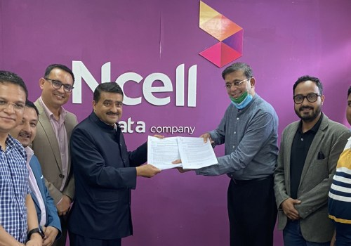 Ncell's special offer to students under HISSAN network for online classes