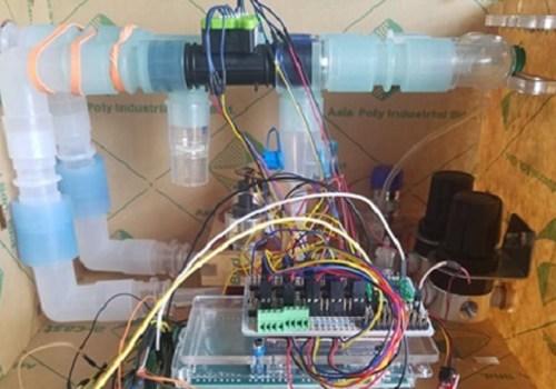 आविश्कार केन्द्रले नेपालमै १ लाख रुपैयाँभन्दा सस्तोमा भेन्टिलेटर बनाउँदै, यस्तो छ प्रोटोटाइप