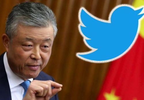 अश्लील क्लिप मन पराइएपछि बेलायतस्थित चिनियाँ दूतावासद्धारा ट्विटरलाई जाँचको आह्वान