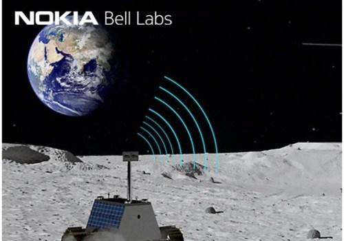 नोकियाले नासाको सहयोगमा चन्द्रमामा फोरजी एलटिई नेटवर्क जडान गर्ने