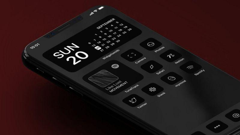 आईफोन आईकनहरु बनाएर डिजाइनरले एक हप्तामै १ लाख डलर कमाए