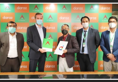 Nabil Bank signs MOU with Daraz Kaymu Pvt. Ltd.