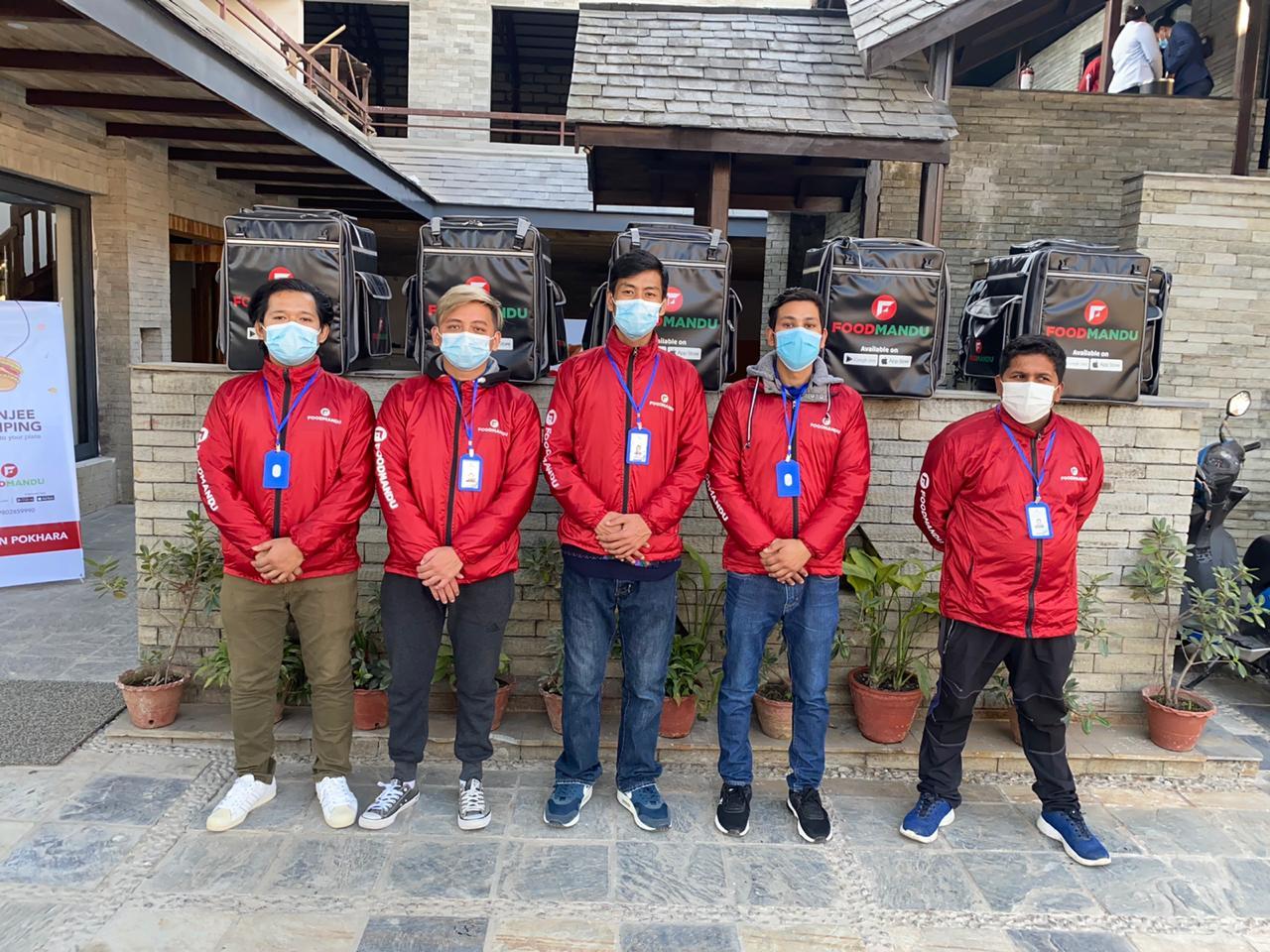 फुडमाण्डूको सेवा अब पोखरामा उपलब्ध, सेवा बिस्तारसँगै ३० प्रतिशत छुटको अफर