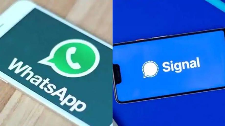 ह्वाट्सएपको गोपनियता नीतिको असरः सिग्नल एपको डाउनलोडमा ४,२०० प्रतिशतको वृद्धि
