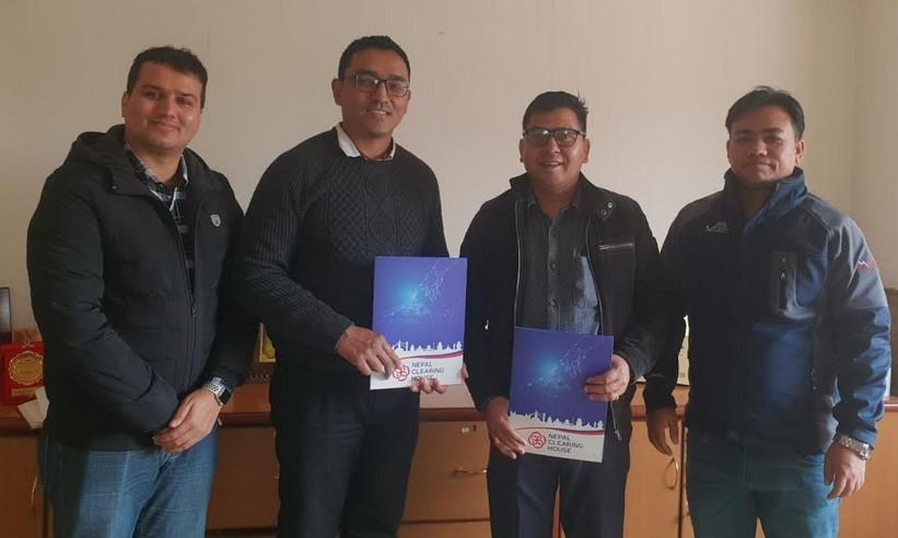 कर्णाली डेभलपमेन्ट बैंक नेपाल क्लियरिङ्ग हाउससँग आबद्ध