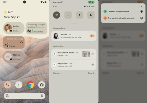 गुगलको नयाँ ओएस एन्ड्रोइड १२ को पहिलो लूक बाहिरियो, जान्नुहोस् तपाईंको स्मार्टफोन कसरी परिवर्तन हुन्छ