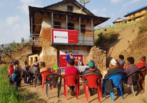 ग्लोबल आइएमई बैंकले रोल्पामा २ नयाँ शाखारहित बैंकिङ्ग सेवाको सुरुवात