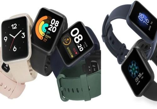 Mi Watch Lite unveiled