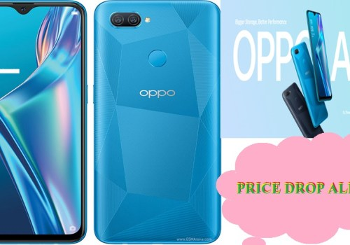 OPPO drops price of its A12  smartphone
