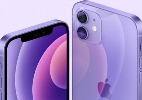 एप्पलले आईफोन १२ र आईफोन १२ मिनी प्याजी रंगमा ल्याउँदै