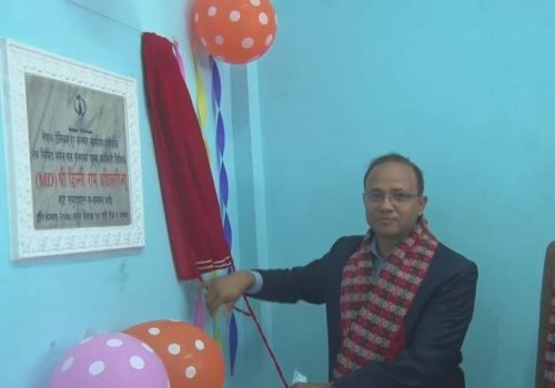 नेपाल टेलिकम धादिङमा अब अप्टिकल फाइबर नेटवर्कमार्फत सेवा शुरु