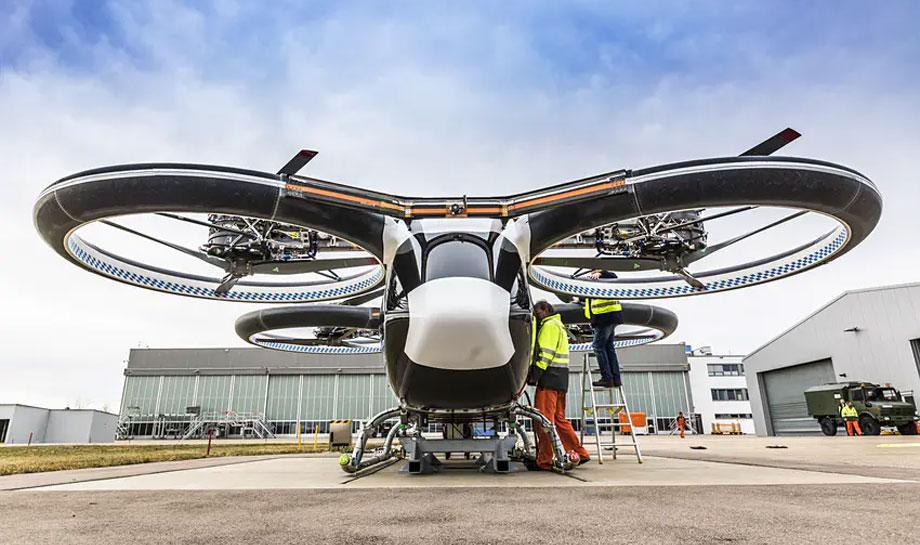 युरोपमा सन् २०२४ देखि विद्युतीय हवाई ट्याक्सी सेवा शुरु गर्ने योजना