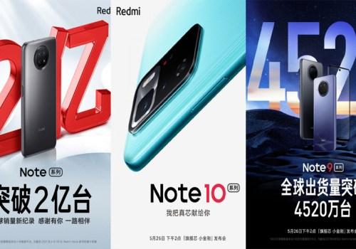 शाओमी रेडमी सिरिजका स्मार्टफोन बिक्री सङ्ख्या २ अर्ब पुग्यो