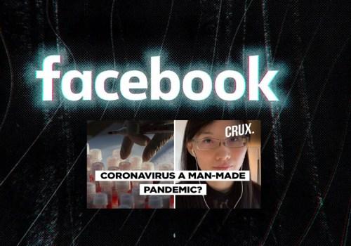 फेसबुकले 'कोभिड-१९ मानव निर्मित थियो' भन्ने अफवाह रहेका पोस्ट नहटाउने
