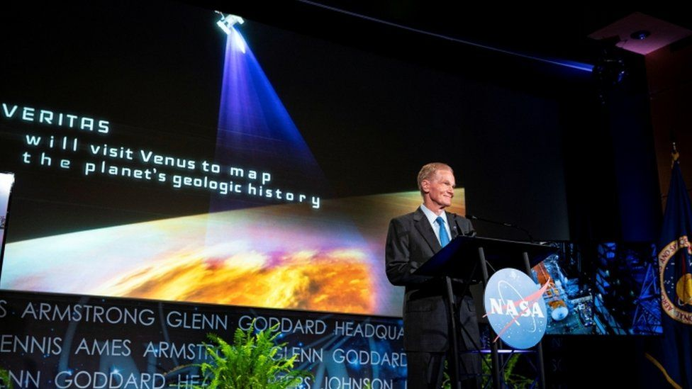 शुक्र ग्रहको अध्ययन गर्न नासाद्धारा दुई ओटा मिशनको घोषणा