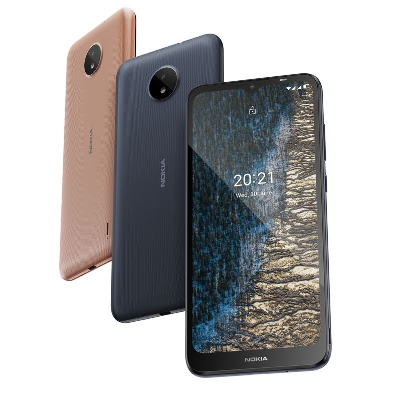 The Nokia C20 –stunning and reliable Finnish quality for under 11,000/-