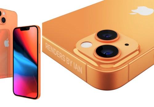 एप्पल आईफोन १३ सुन्तला रंगमा पनि आउने