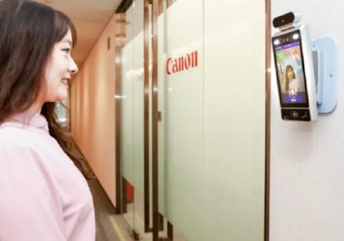 क्याननको चीनमा रहेको कार्यालयमा एआई क्यामराको सुरक्षा, मुस्कुराउने कामदारले मात्रै प्रवेश पाउने