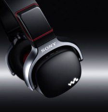 Sony NMZ - WH303 Walkman series headphones