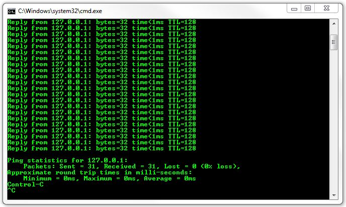 SSH Via Command Prompt Or Batch File In Windows
