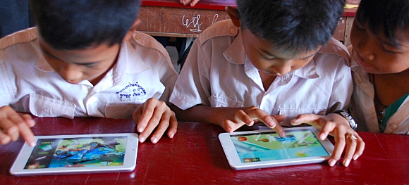ICT for Education in SE Asia