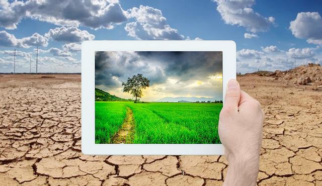 climate change technology salon