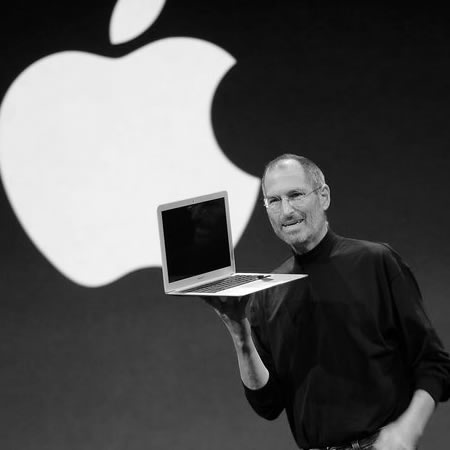 Steve Jobs MacWorld 2008 Keynote