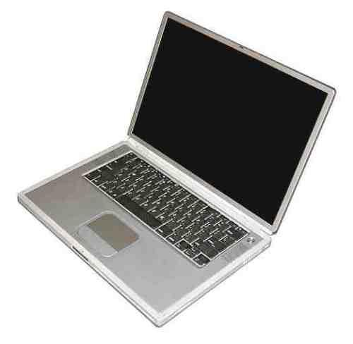 Titanium G4 PowerBook