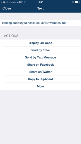 Qrafter Screenshot