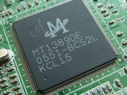 MediaTek chip