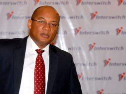 Mitchell Elegbe, MD of Interswitch