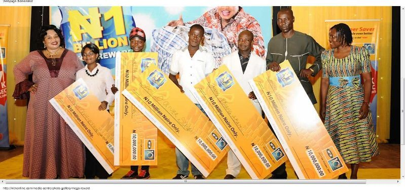 MTN One billion promo