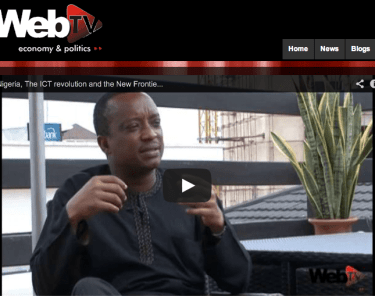 Shina Badaru on WebTV