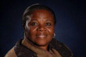 Mrs Mary Uduma, President of NIRA