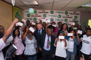 Globacom: How 20 millionaires emerged in Overloaded promo 5