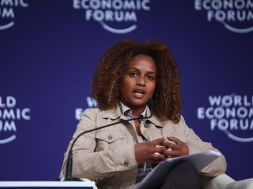 Tilahun Alemu, who founded soleRebels